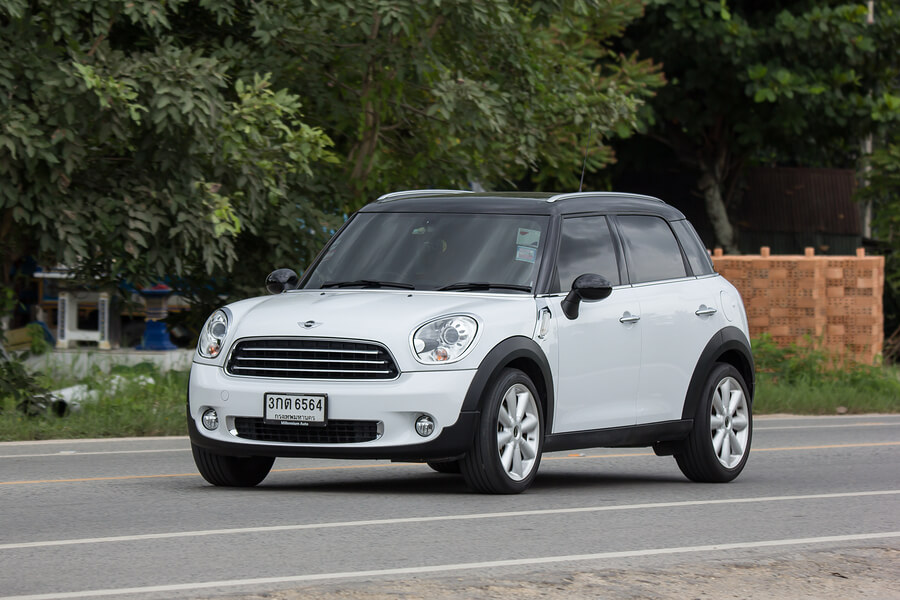A Picture of a Mini